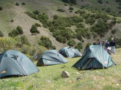 Upper zerafshan_Tents